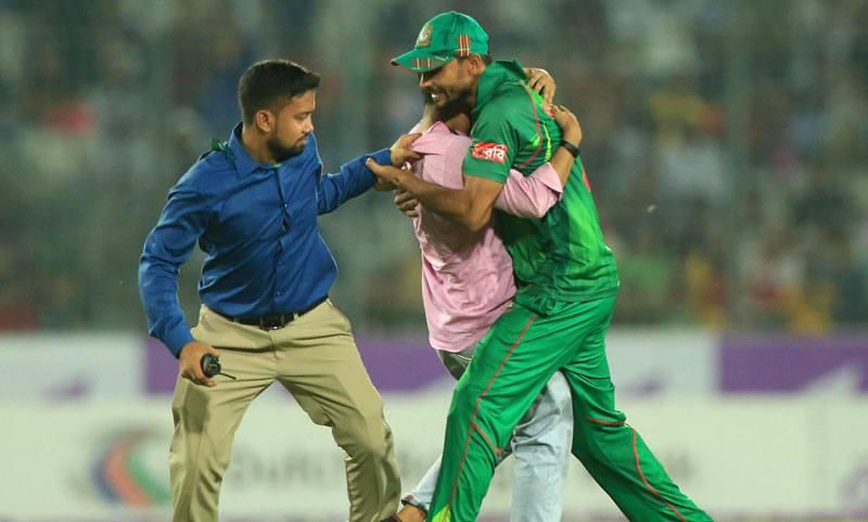 'নো ম্যাশ,নো ক্রিকেট ইন বাংলাদেশ '
