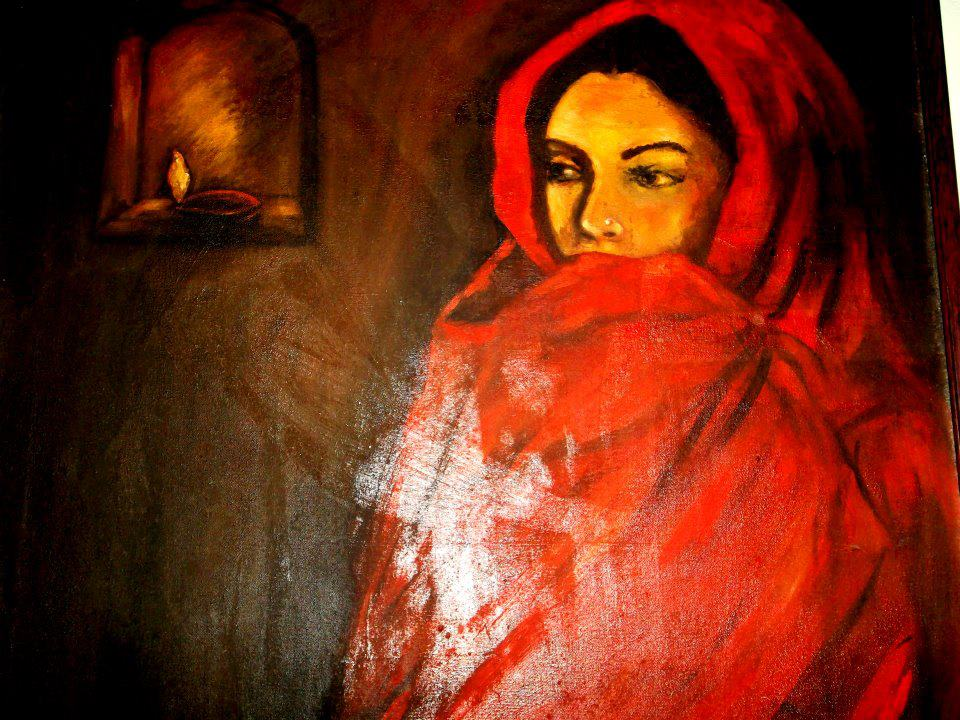 লখনৌর নবাবের গল্প : লন্ডনের   বাঙালি চিত্রশিল্পী