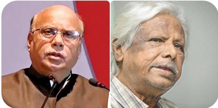 সাবেক স্বাস্থ্যমন্ত্রী নাসিম এবং ডা. জাফরুল্লাহর সর্বশেষ স্বাস্থ্য পরিস্থিতি : কেমন আছেন তারা