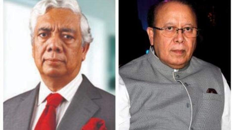 করোনা: চার্টার্ড ফ্লাইটে সস্ত্রীক লন্ডনে মোর্শেদ খান ও সোহেল রহমান