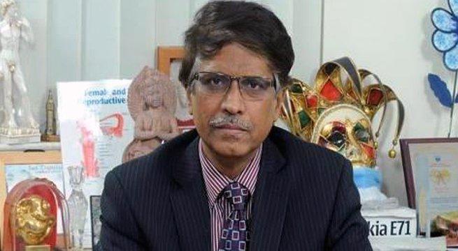 বেআইনি বিজ্ঞাপন প্রত্যাহারে নির্বিকার ভূয়ো টেস্ট টিউব বেবির 'জনক' সাবেক স্বাস্থ্য মন্ত্রী