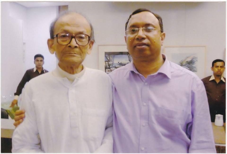 সুধীন দাশ,গৌরবের ৮৭ বছর