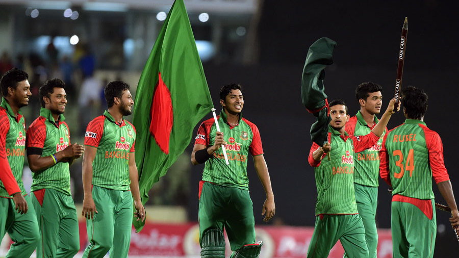 বাংলাদেশ-শ্রীলঙ্কা টেস্ট সিরিজের নাম 'জয় বাংলা কাপ'