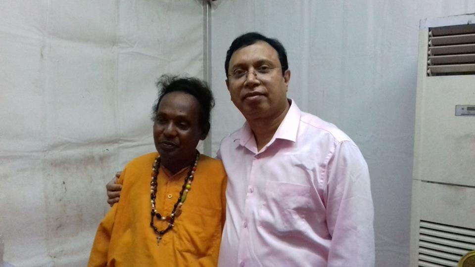 ঢাকা ফোক ফেস্টিভাল, একজন বাসুদেব বাউল