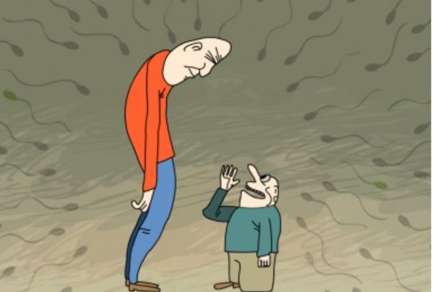 ছ'ফুট লম্বা স্পার্ম ডোনারের থেকে বামন সন্তান পেয়ে রেগে শর্মা ! আদালতের দ্বারস্থ মা