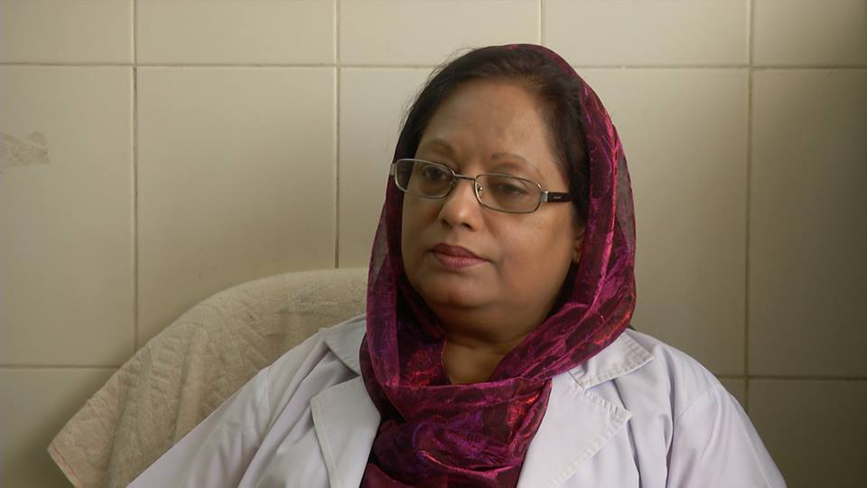 অধ্যাপক ডা.ঝুনু শামসুন নাহার: মনোরোগ সেবার জীবন্ত কিংবদন্তি