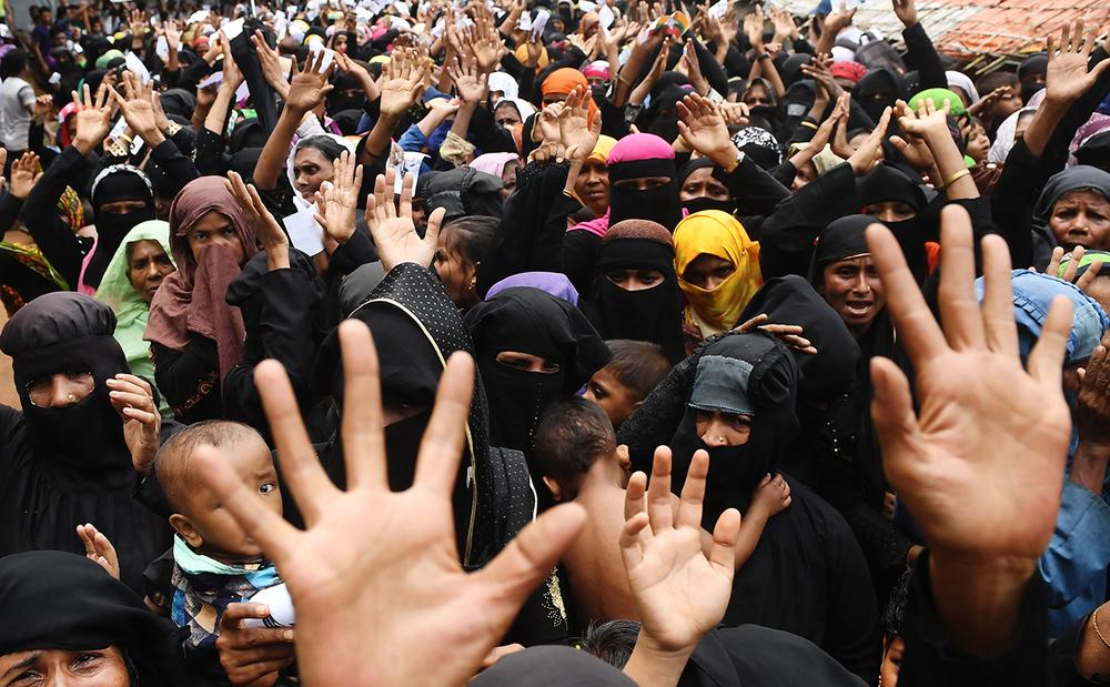 রোহিঙ্গাদের কারণে কক্সবাজারে এইডস রোগীর সংখ্যা বেড়ে চারগুণ