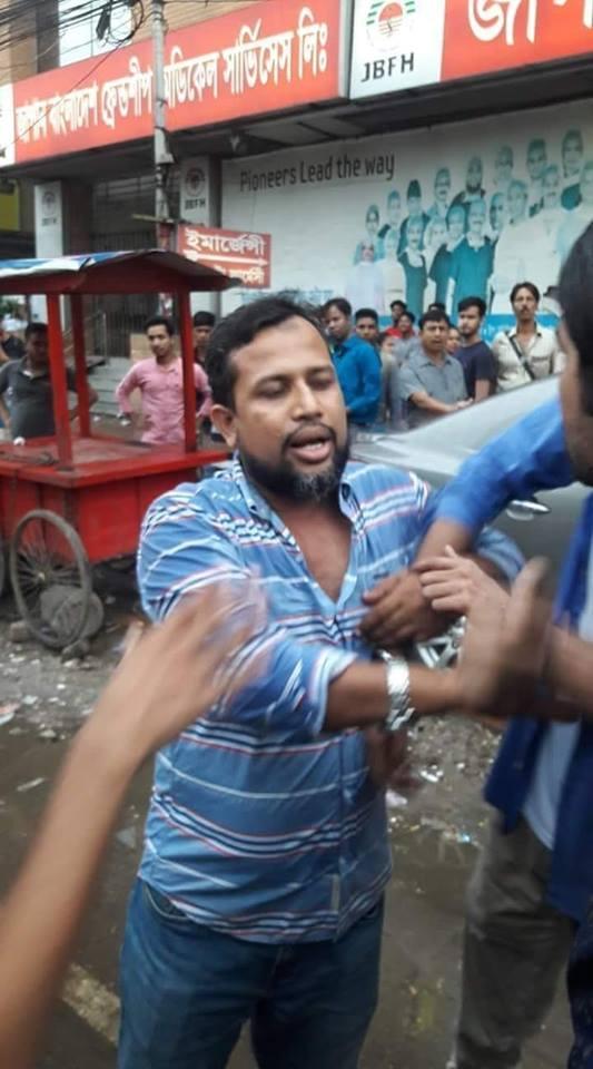 স্কুলছাত্রদের সড়ক নিরাপদ আন্দোলনে পর্দার আড়ালের মতলববাজ শকুনরা ঢুকে পড়ছে