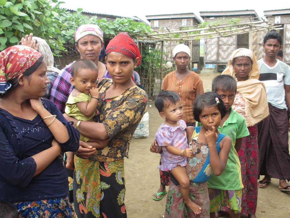 রোহিঙ্গা :স্বাস্থ্য ও পরিবার পরিকল্পনা