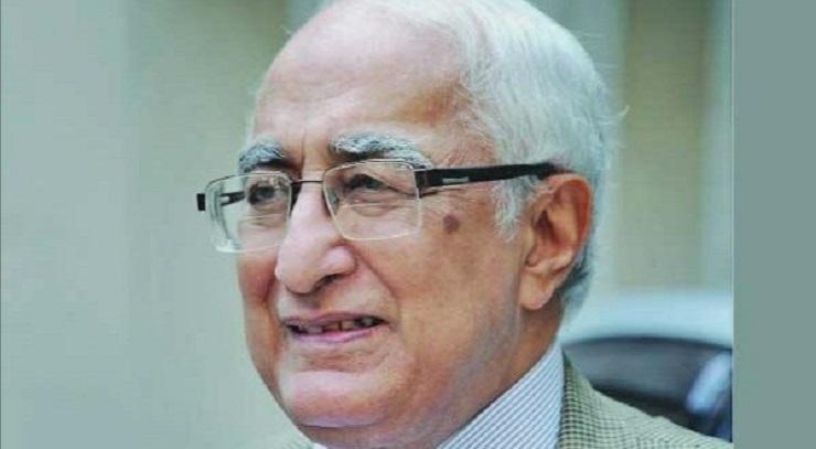 জাপানের সর্বোচ্চ সম্মাননা পেলেন অধ্যাপক ড. জামিলুর রেজা চৌধুরী